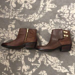 *🥳HP* Sam Edelman brown booties